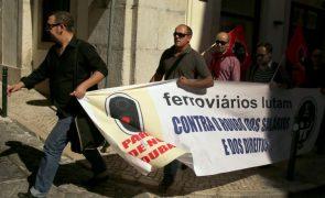 ALERTA | Ferroviários anunciam greve para início de junho