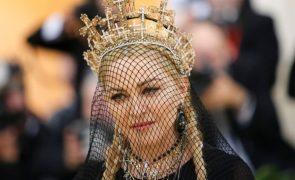 Madonna Amigo da cantora é procurado pela Polícia Judiciária