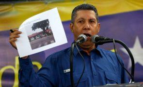 Henri Falcón vai impugnar eleições presidenciais venezuelanas antecipadas