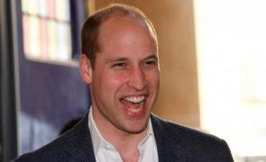 Príncipe William Nomeado para um prémio onde ternura, amor, proteção e educação são elementos destacados
