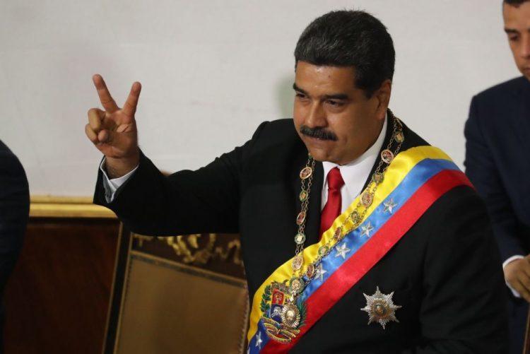 Venezuela: Maduro acusa EUA e Colômbia de financiarem desestabilização do Governo
