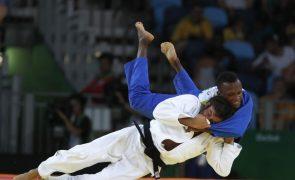 Judoca Sergiu Oleinic foi o melhor português no Grande Prémio de Hohhot