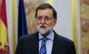 Socialistas apresentam moção de censura contra o primeiro-ministro espanhol