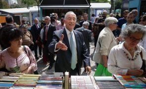 Marcelo promete atenção ao setor livreiro e anuncia nova Festa do Livro em Belém