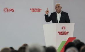 PS/Congresso: Costa afirma que acabou com o mito de que só a direita sabe gerir contas públicas