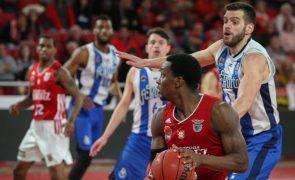 FC Porto bate Benfica e ganha vantagem nas meias-finais do 'play-off' de basquetebol