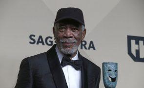 Ator Morgan Freeman garante nunca ter abusado de nenhuma mulher