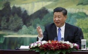 Presidente chinês apela à cooperação internacional no setor 'big data'