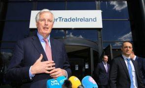 Negociador da União Europeia diz que é preciso acelerar processo do Brexit