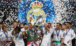 Festejos em Madrid pela vitória da Liga dos Campeões causam 38 feridos