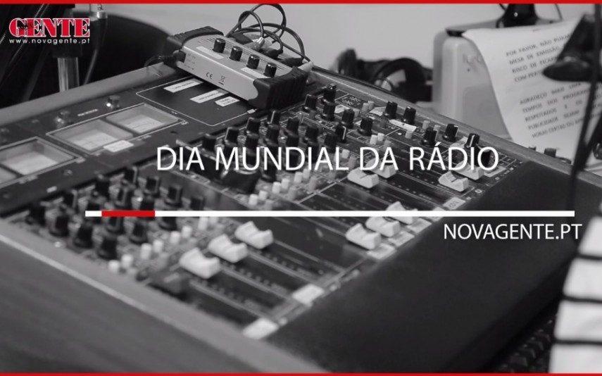 Dia Mundial da Rádio A Nova Gente foi conhecer a rádio POPULARFM por dentro