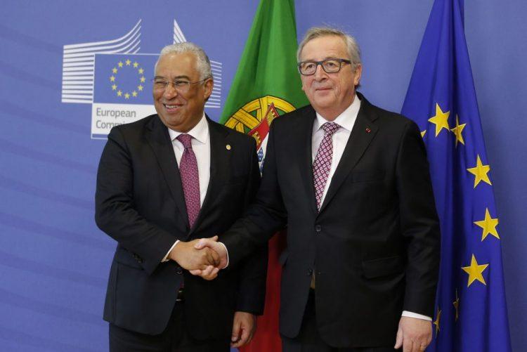Juncker reúne-se com António Costa em Lisboa na 'rentrée' de 2017