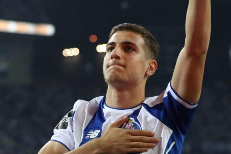 Manchester United confirma Diogo Dalot do FC Porto