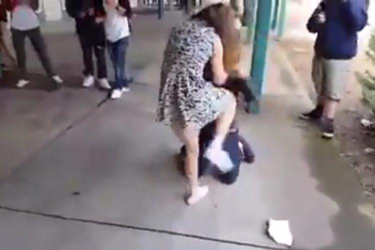 Vítima de bullying dá lição de artes marciais a agressor [vídeo]