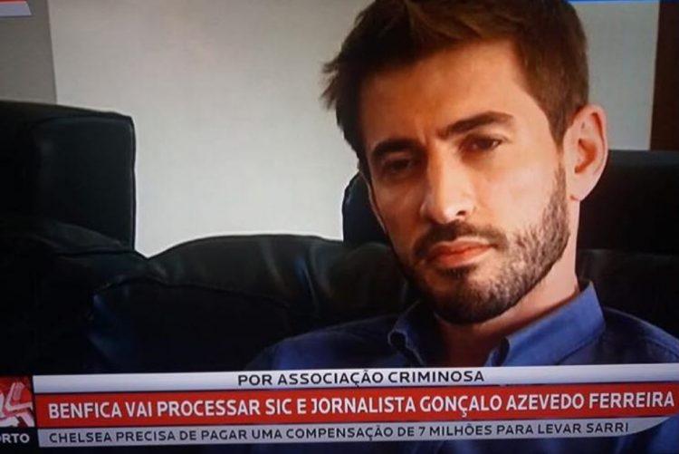 Reportagem polémica leva Benfica a processar jornalista da SIC