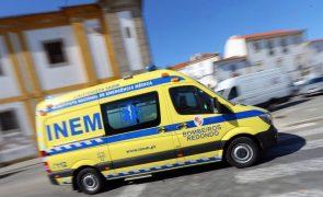 Acidente entre motociclo e ligeiro provocam um morto em Famalicão