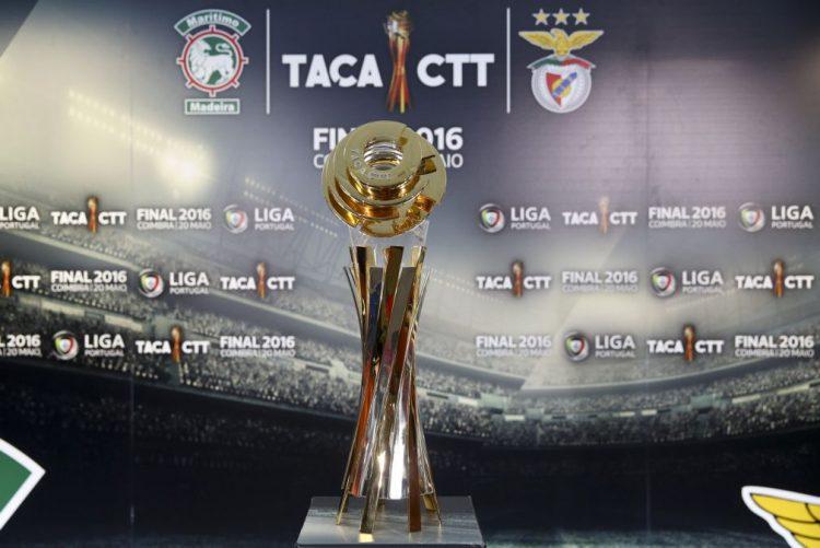 Bilhetes entre cinco e 15 euros para a 'final four' da Taça da Liga