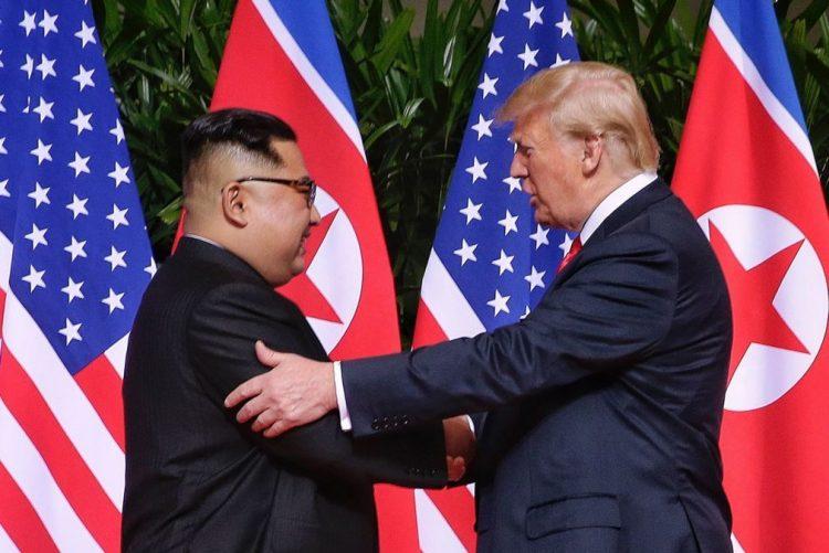 O que diz o acordo histórico entre Donald Trump e Kim-Jong-un? Leia aqui