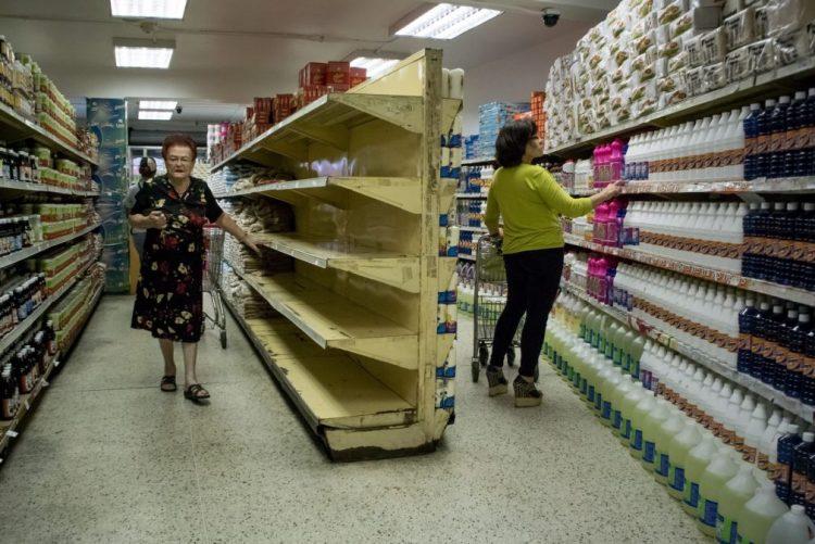 Preços do arroz, óleo, massa e açúcar subiram até 147% na Venezuela