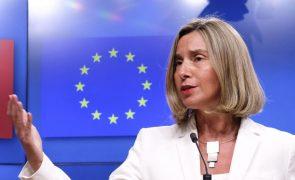 Chefe da diplomacia da UE defende que não há alternativa melhor ao acordo nuclear iraniano