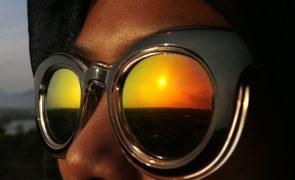 Distrito da Guarda altamente exposta a raios UV bem como quase todo o país
