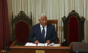 Primeiro-ministro apresenta Portugal na Califórnia como país aberto, pacífico e estável
