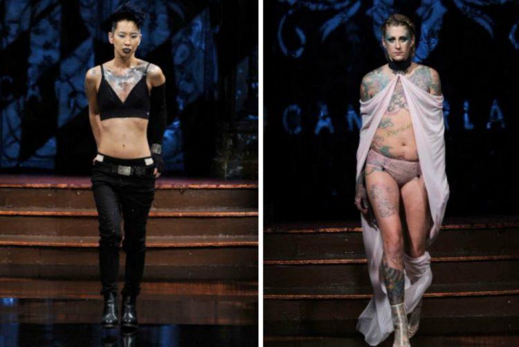 Semana da moda de Nova Iorque
