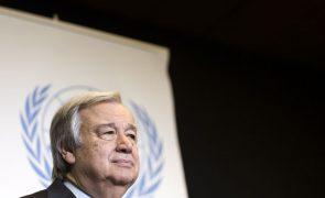 Guterres pressionado para discutir com Putin caso de prisioneiros ucranianos