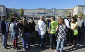 Federação sindical diz que adesão à greve na saúde é resposta contra o Governo