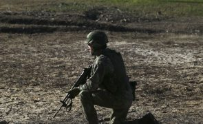 Equipa de 23 militares parte 2.ª feira para missão de treino da NATO no Afeganistão