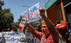 Na Venezuela 74% da população não ganha para cobrir as necessidades básicas