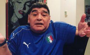 Maradona e Ronaldo barrados no Mundial da Rússia