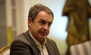 Ex-presidente espanhol Zapatero em Caracas pela