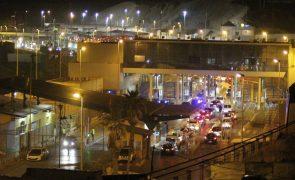 Mais de 250 migrantes impedidos de atravessar fronteira em Ceuta