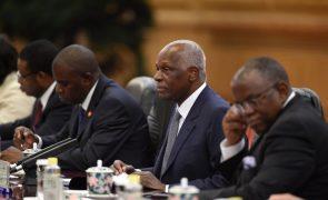 José Eduardo dos Santos deixa liderança do MPLA a 08 de setembro