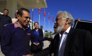 Coligação vencedora entrega lista com composição do Governo ao Presidente timorense