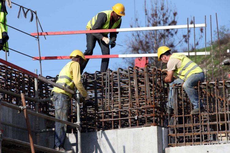 Produção no setor da construção sobe em abril com Portugal acima da média da UE