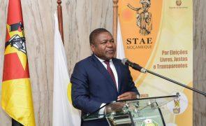 PR moçambicano defende desarmamento da Renamo antes das municipais de outubro