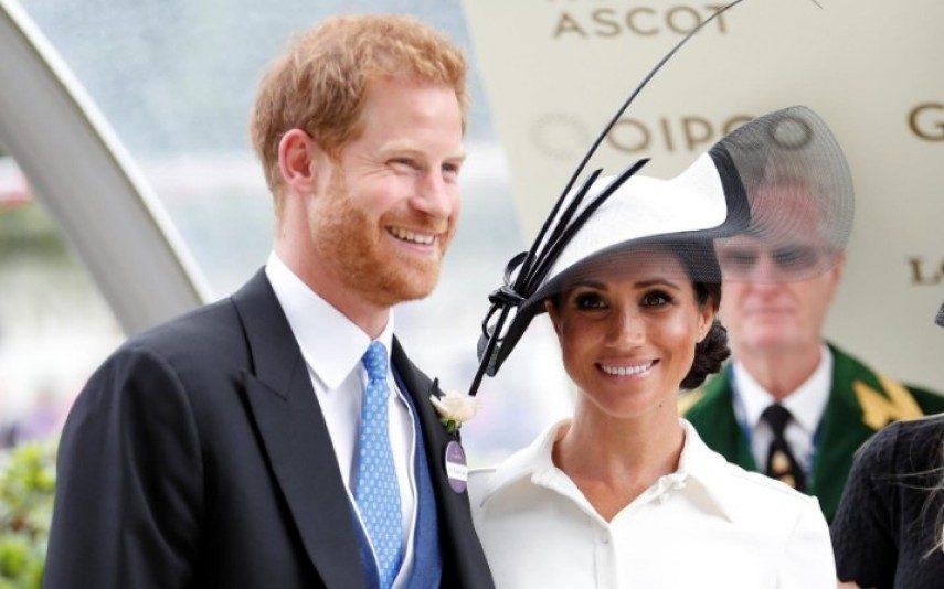 É isto que o príncipe Carlos chama a Meghan