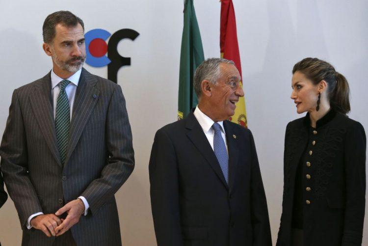Visita dos reis de Espanha contribuiu para formar