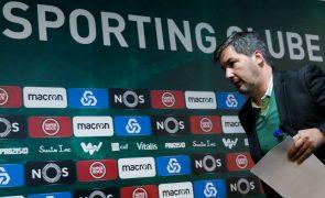 Sporting: Sócio avança com providência cautelar para criação de equipa para fiscalizar AG