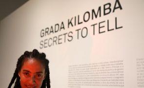 Artista portuguesa Grada Kilomba inaugura hoje