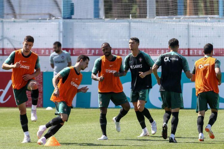 Mundial2018: Moutinho com sindrome gripal, Guerreiro com problemas musculares