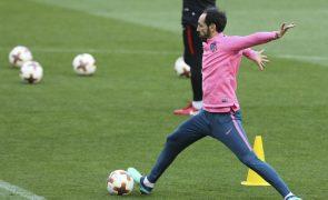 Atlético Madrid prolonga contrato com o defesa Juanfran até 2019