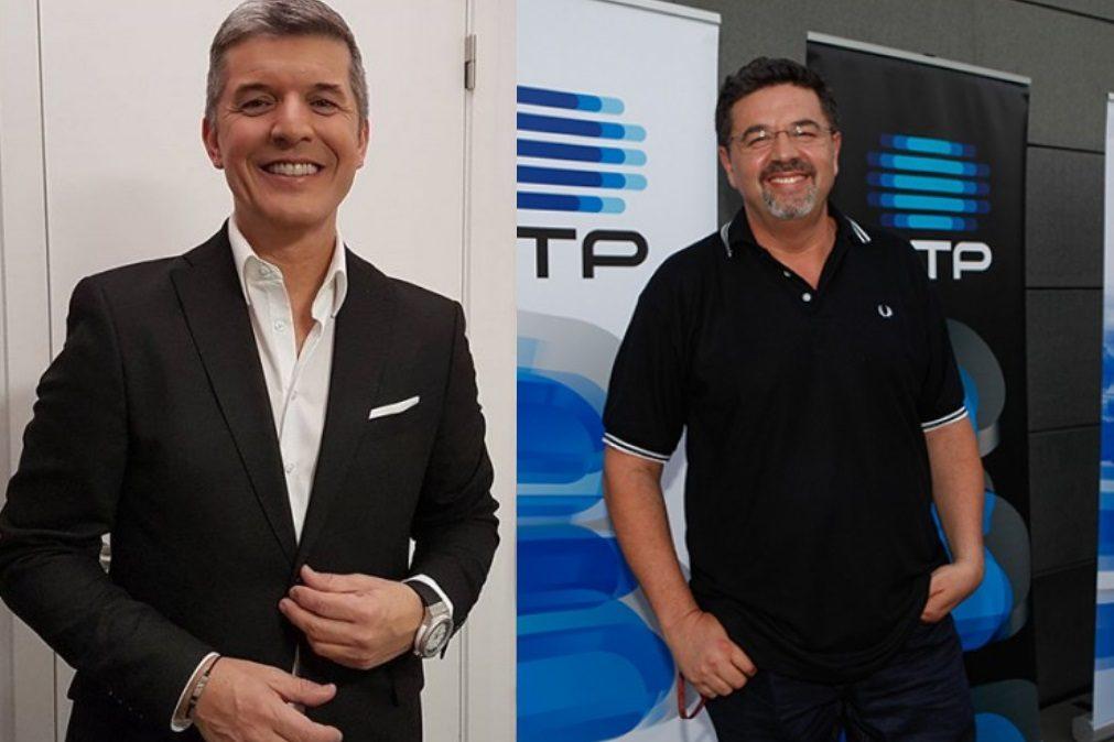 João Baião e José Carlos Malato: «Tocou-me na Buraca e até senti tremores»