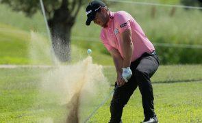Golfista português Filipe Lima passa 'cut' no BMW Internacional Open