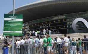 Frederico Varandas diz que sócios do Sporting estão