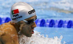 Alexis Santos conquista bronze nos 200 metros estilos nos Jogos do Mediterrâneo