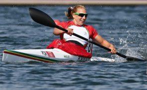 Canoista Teresa Portela conquista sétima medalha portuguesa nos Jogos do Mediterrâneo
