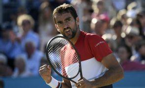 Marin Cilic vence Djokovic e conquista segundo título no torneio de Queen's
